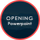 OPENING PLANS - Powerpoint Presentation Template - GraphicRiver Item for Sale