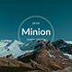 Minion Minimal Keynote Template - GraphicRiver Item for Sale