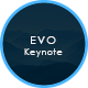 EVO - Keynote Presentation Template - GraphicRiver Item for Sale