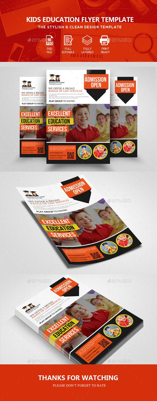 GraphicRiver Garden Services Flyer Template 20806621