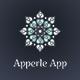Apperle App Landing Page