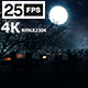 Halloween Night 4K - VideoHive Item for Sale
