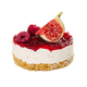 Cheesecake with figs and raspberries - PhotoDune Item for Sale