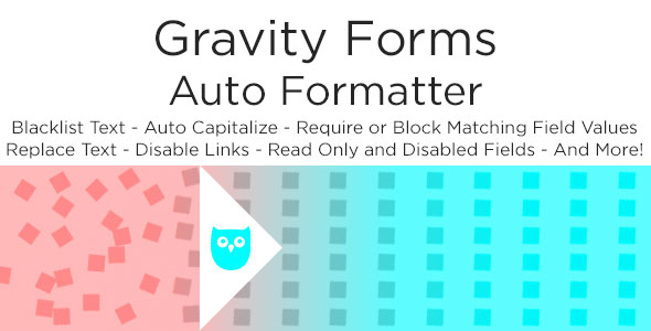 Gravity Forms Auto Formatter - CodeCanyon Item for Sale
