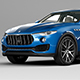 Maserati Levante 2017 - 3DOcean Item for Sale