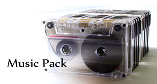 Music Pack's (Save your money)