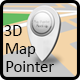 Customizable Map Pointer Mockups Color Variations
