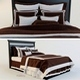 Double Bed Bed Linen  brown