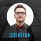 Creation - Personal Portfolio HTML Template - ThemeForest Item for Sale