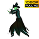 Halloween Witch 2 - VideoHive Item for Sale