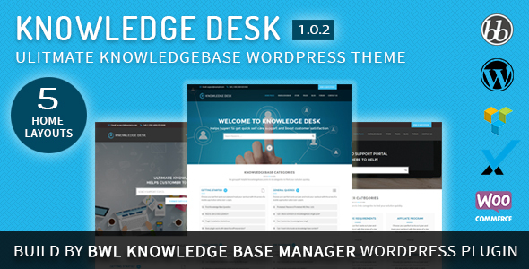 Knowledgedesk - Knowledge Base WordPress Theme - Software Technology