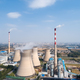 aerial view of thermal power plant - PhotoDune Item for Sale