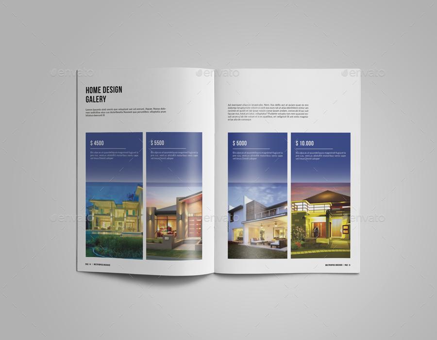 Brochure / Catalogue Bundle Vol. I by Le_Parte | GraphicRiver