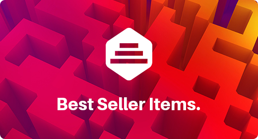 Year Best Sellers Templates