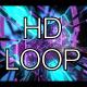 LED Spaceship VJ HD Loop - VideoHive Item for Sale