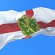 Alderney Flag Waving