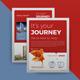 Journey - Creative Real Estate Flyer