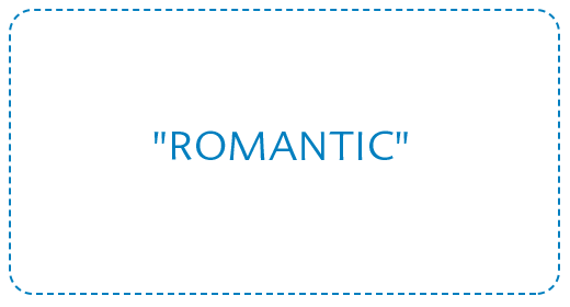 "Welcome to my collection ""ROMANTIC"""