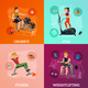 Exercise Equipment Concept