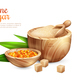 Cane Sugar Pail Background