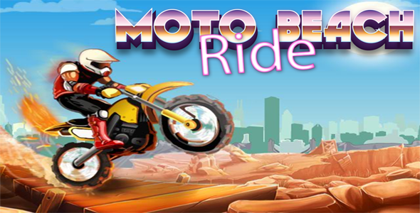 Moto Beach Ride - CodeCanyon Item for Sale
