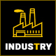 Industry - Factory / Engineering and Construction Services  Template