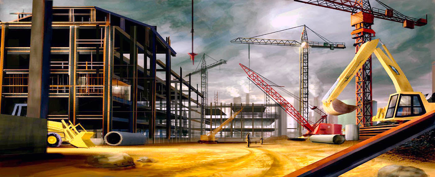 Industry Factory Engineering And Construction Services