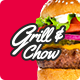 Grill and Chow - Fast Food, Pizza, and Diner Theme - ThemeForest Item for Sale