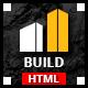Build - Construction Responsive Html5 Templates
