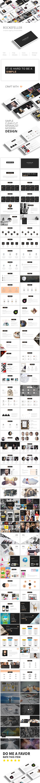 Rockefeller Creative Google Slide Presentation - Google Slides Presentation Templates