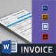 Invoice/Tax invoice - GraphicRiver Item for Sale