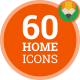 Icons Pack House Home Rent Property Flat Animated Icons
