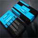3D Business Card Bundle - GraphicRiver Item for Sale