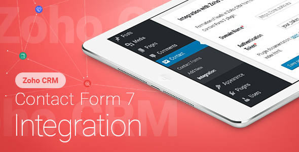 iwanttobelive - Contact Form 7 - Zoho CRM - Integration - CodeCanyon Item for Sale
