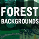 Forest Game Backgrounds - GraphicRiver Item for Sale