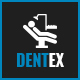 DentEx - Dental Clinic & Dentist Responsive HTML5 Template - ThemeForest Item for Sale