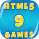 HTML5  BEST9 GAMES BUNDLE №5 (CAPX)