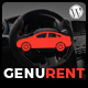 Genurent - Transport and Car Hire WordPress Theme - ThemeForest Item for Sale