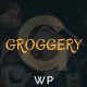Groggery - Responsive Bar & Restaurant WordPress Theme