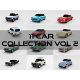 Car Collection Vol 2 - 3DOcean Item for Sale