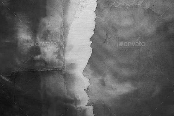 Abstract dark gray plaster texture - Stock Photo - Images