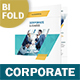 Corporate Bifold / Halffold Brochure 5
