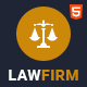 Law Firm - Lawyer, Law Office, Injury Law, Defense Law, Insurance Law html5 template - ThemeForest Item for Sale