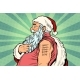Santa Claus with Tattoos 2018 - GraphicRiver Item for Sale