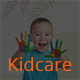 Kidcare-kindergarten & School Muse Template