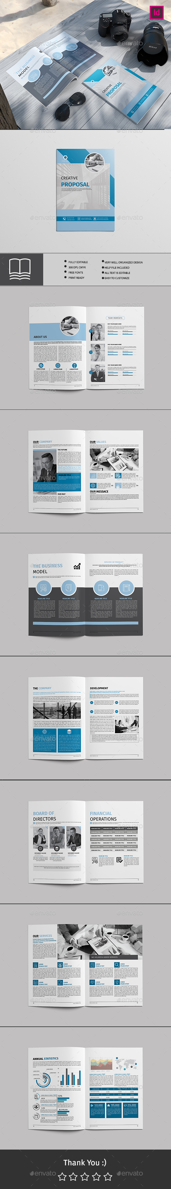 GraphicRiver Proposal 20812517