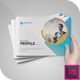 Company Profile Landscape Brochure - GraphicRiver Item for Sale