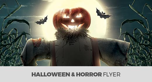 Halloween & Horror Flyers