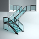 Office Glass Stairs