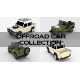 Offroad Car Collection - 3DOcean Item for Sale